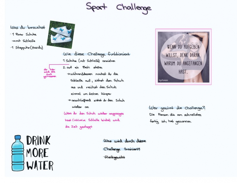 Homeschooling Sport