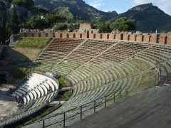 Theater in Taormina